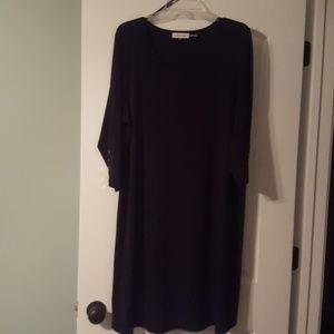 CK Black dress